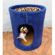 Casa, Cama, Toca Para Gatos Personalizamos Em Várias Cores