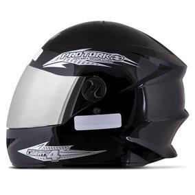 8e0063af2d179 Exclusiva Moto Chopper Preta Cromada - Capacetes para Motos no ...
