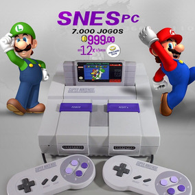 Super Nintendo Pc Hercules Games + 7000 Brindes