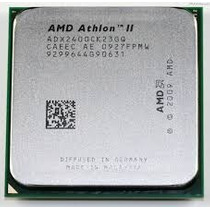 Cpu Amd Athlon Ii X2 240 Socket Am3 Oem