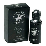 Perfume Beverly Hills Polo Club Sexy Eau De Toilette Spray
