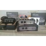 Placa Interface M Audio Mobile Pre Mk2 Pro Tools Usb