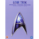 Box Star Trek Collection, 6 Filmes Importado + Box 10 Filmes