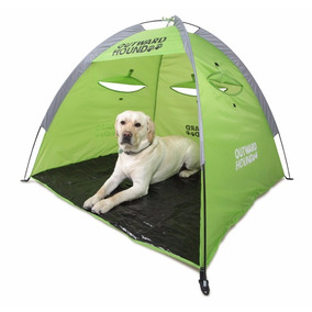 Casa Tienda Campaña Gde Refugio Cama Perro Plegable E4f