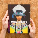Magia Y Mistica. Libro De Arte Contemporaneo