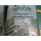 Guaya Velocimetro Malibu/monte Carlo 76/84
