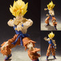 Dragonball Goku Awakening Warrior Sh Figuart Bandai Original