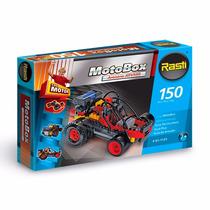 Rasti Ladrillos Motobox Arenero Atv500 C/ Motor | 150 Piezas