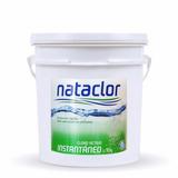 Cloro Activo Disol.instantanea Nataclor X10kg-envio Gratis