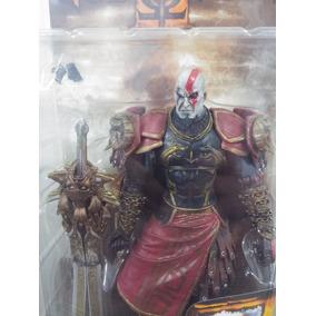 Action Figure Kratos God Of War Armadura De Ares - Neca Toys