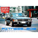 Manual De Despiece Catalogo Mercedes Benz 107 R107 W107 C107