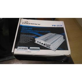 Módulo Amplificador 4ch Powerpack 1200w / 400rms