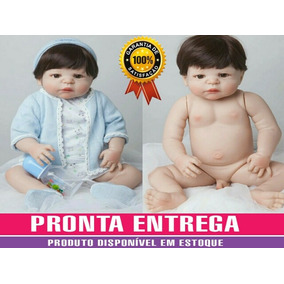 Bebê Reborn Menino Pedro Arthur 100% Vinil Silicone + Brind