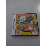 Juego De Ds Kung Fu Panda 2 Traido De Usa