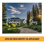 Calendario Cristiano 2021 Promesas De Dios X 10 Unidades