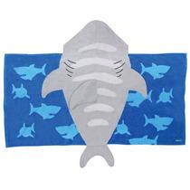 Toalha De Banho Tubarão - Stephen Joseph Original Com Nf-e