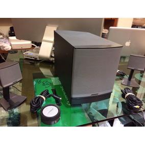 Bose Companion 3 Sonido Increible Golpecito Atrás Del Wofer