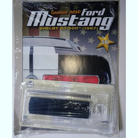 Fascículo 56 Da Coleção Ford Mustang Planeta Deagostini