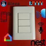 Interruptor Luz Wifi Domotica App Celuar Tecla Ver Video A