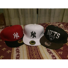 Gorras Ny New Era. Ny Yankees - Brooklyn Nets cd219afdf4e
