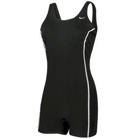 trajes de bano para natacion mujeres nike