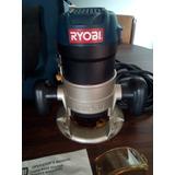 Trompo Router Carpinteria Ryobi R163 1 1/2 Hp Nuevo