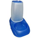 Dispensador Color Azul De Comida 1,5litros!