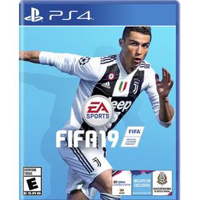Fifa 19 Ps4 Fisico Sellado Original Español Latino !!!