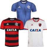 8d05714007 Camisa Flamengo 3 Uniforme - Camisa Flamengo Masculina no Mercado ...