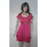 Bello Vestido Venezuela Unicolor Tallas Smyl Mayor 30% Desc