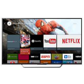 Smart Tv Android 65 Led 4k Hdr Kd-65x7505d Wi-fi - Sony