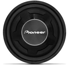 Subwoofer Pioneer Ts-w3090br 12 Polegadas 600w Rms 2x4 Ohms