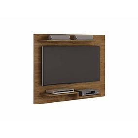 Painel Para Tv Suspenso Com Suporte Para Tv - Rovere Soft