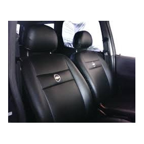 Capa Banco Couro Courvin Universal P/ Chevrolet Blazer