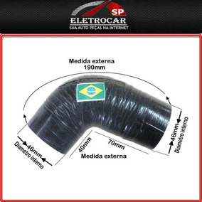 Mangueira Do Intercooler A Turbina Da Nissan Frontier 2.8 Mw
