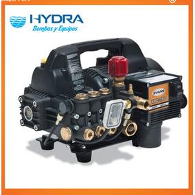Hidrolavadora Industrial Triplex Y Motor Eléctrico 1.5 Hp