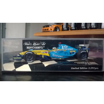 Minichamps 1:43 Renault F1 Team 2006 Alonso