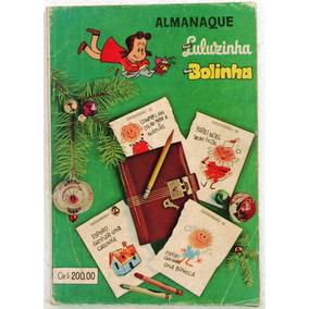 Almanaque Luluzinha/bolinha - Nov-1963 - Cruzeiro