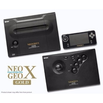 Neo Geo X Gold 3 In 1 Importado + 1 Arcade Extra