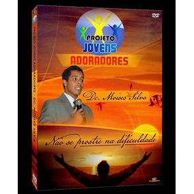 Projeto Jovens Adoradores, Dvd Vigília Moises Silva