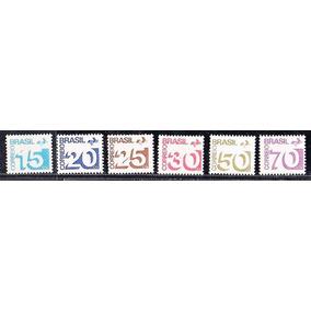 1972 546/551 Cifras Com Barras Fsf Verticais Marca Us$10,40