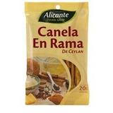 Canela En Rama / Alicante 20 G