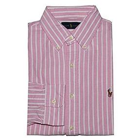 Camisa Social Polo Ralph Lauren Tamanho M Nova Classic Fit