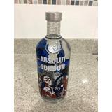 Garrafa Absolut Vodka London 700ml Lacrada