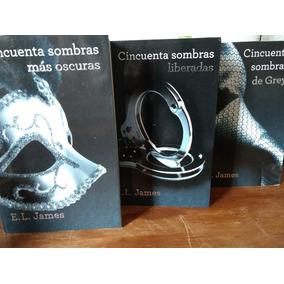 Trilogía Libros 50 Sombras De Grey Completa