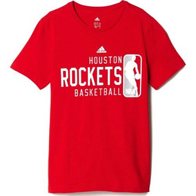 Playera Basquetbol Houston Rockets Niño adidas Ax7741