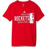 Playera Basquetbol Houston Rockets Niño adidas Ax7741