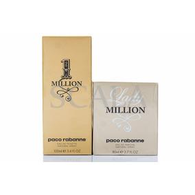 Perfume Lady Million 80ml+2 Brindes Original Lacrado Edp