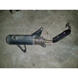 Exosto Mofle Yamaha Bws 125 Reparado