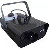 Maquina De Humo Pls F1500 Watts Control Inalambrico Y Cable